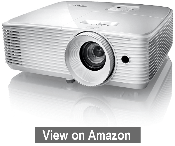Optoma HD27e 3D DLP - best outdoor movie projector