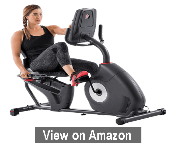 Schwinn 230 Recumbent Bike – best recumbent exercise bike 2020