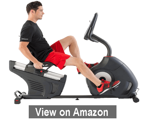 Schwinn 270 Recumbent Bike – best recumbent exercise bike 2020