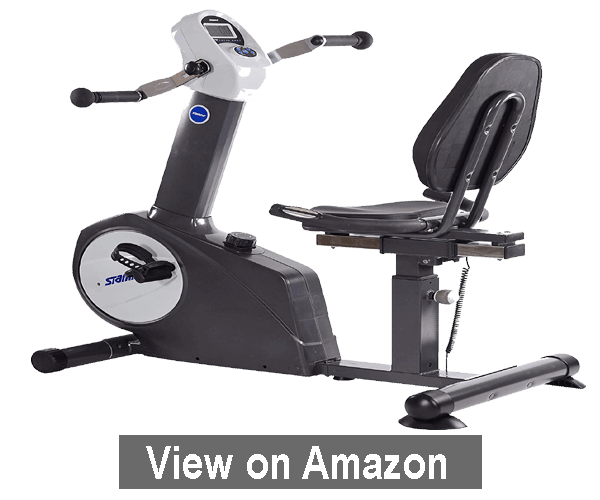 Stamina Elite Total Body Recumbent Bike – best recumbent exercise bike 2020