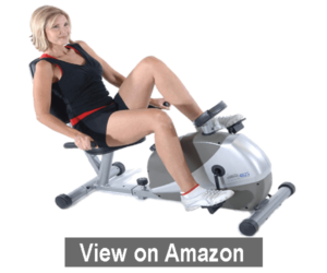 Stamina Magnetic Resistance Recumbent Bike – best recumbent exercise bike