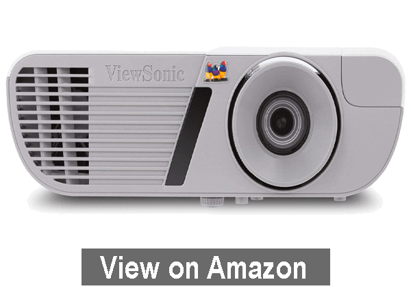 ViewSonic PJD 7828HDL - best outdoor movie projector