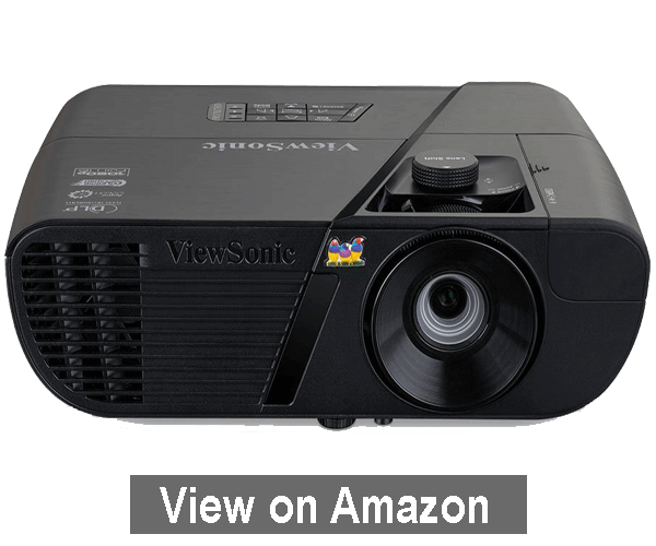 ViewSonic PRO 7827HD - best outdoor movie projector 2020