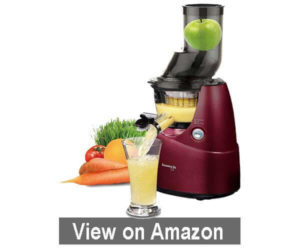 Kuvings BPA-Free Whole Slow Juicer - Best Juicer for Green