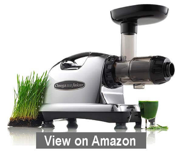 Omega J8006 - Best Juicer for Greens