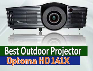 best outdoor projectors 2018