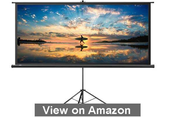 TaoTronics Projection Screen 4K HD
