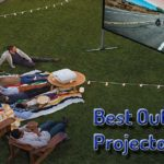best outdoor projector screen