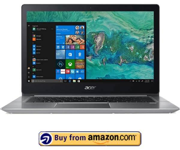 Acer Swift 3 -Best Laptop for Writing Notes 2019