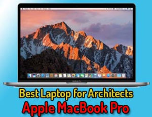"Apple 15"" MacBook Pro - Best Laptops For Architects 2020"