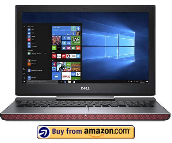Dell Inspiron 15 7567 Laptop - Cheap Laptops For Architecture Students 2020