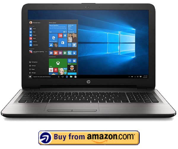 HP Notebook 15-ay011nr - Best Laptops for Students 2019