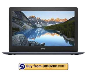Newest Flagship Dell Inspiron 15 - Best Laptop for Articles Writer 2019