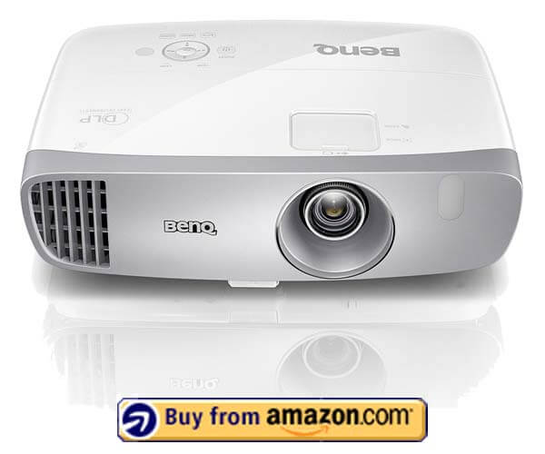BenQ HT2050A - Best Home Theater Projector Under $1000 in 2019