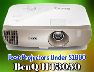 BenQ HT3050 - Best Projectors Under $1000