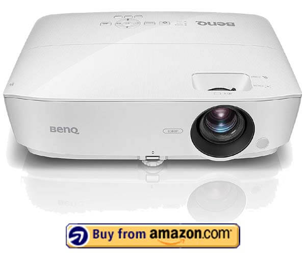 BenQ MH535A - Best Projector for Home and Office Use in 2020