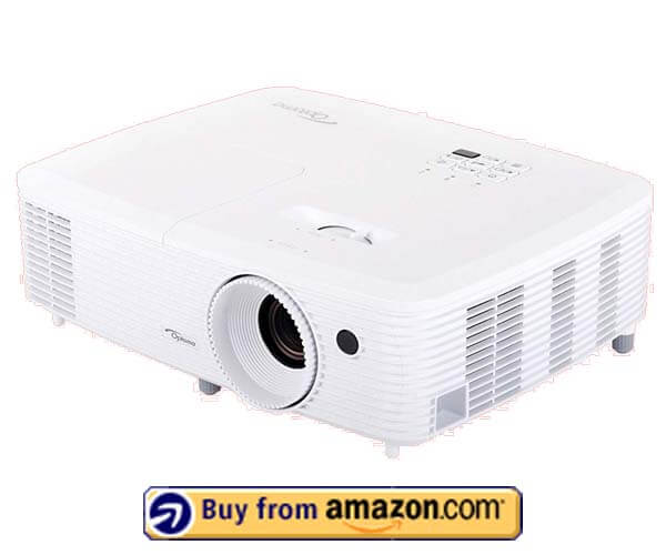 Optoma HD29Darbee - Best Office Projector Under $1000 in 2019