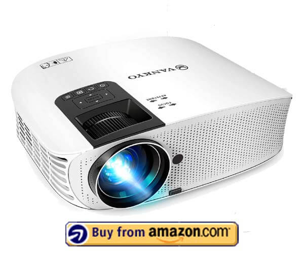 VANKYO Leisure 510 - Best Projector Under 200 Dollars in 2019