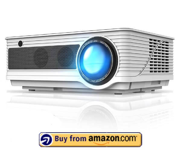 VIVIMAGE C580 - Best Cheap Projectors 2019