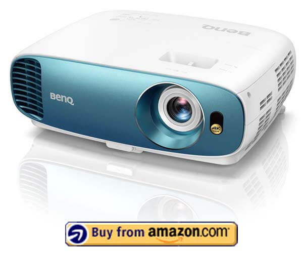 BenQ TK800 - Best 4K UHD Smart Home Theater Projector 2020