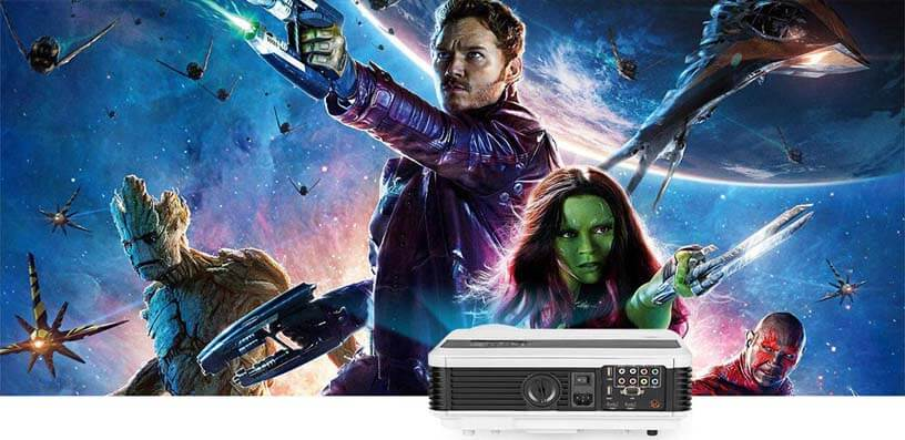 Best Cheap Projector for Gaming 2019