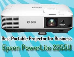 Epson PowerLite 2255U