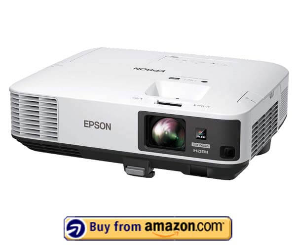 Epson PowerLite 2255U Wireless Full HD WUXGA 3LCD Projector 2020