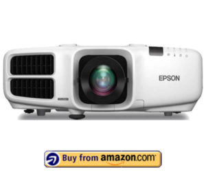 Epson PowerLite Pro G6550WU - Best Church Projection System 2019