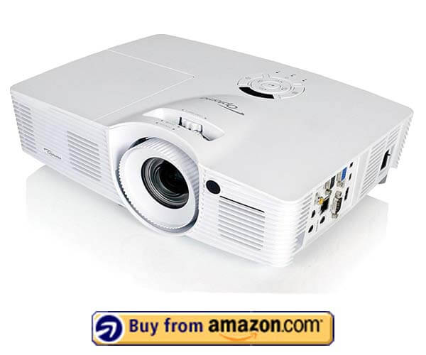 Optoma EH416 - Best 3D DLP Business Projector 2020