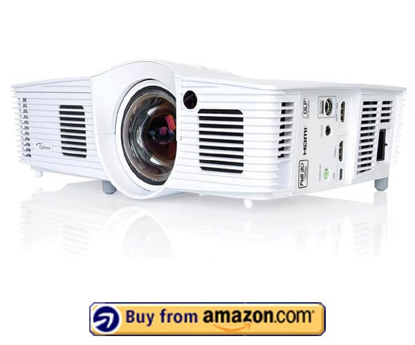 Optoma GT1080 - Best Cheap Projector For Gaming 2020