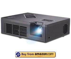 ViewSonic PLED-W800 WXGA HDMI LED Ultra