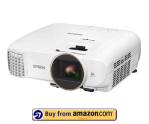 Epson Home Cinema 2150 - Best Home Theater Projectors Under $1000 2019