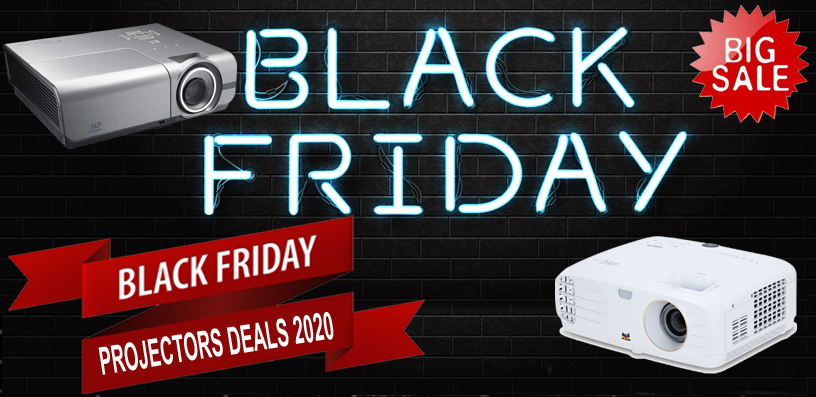 Best BLACK FRIDAY PROJECTOR DEAL 2020