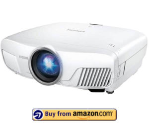Epson Home Cinema 4000 3LCD Home Theater Projector with 4K Enhancement,