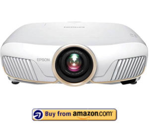 Epson Home Cinema 5050UB 4K PRO-UHD 3-Chip Projector