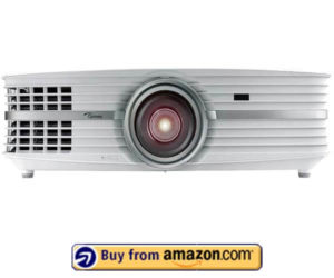 Optoma True 4K UHD Projector,