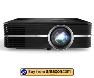 Optoma UHD51A True 4K UHD Smart Projector