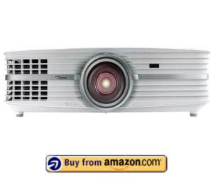 Optoma UHD60 True 4K Projector - Best Optoma 4K Projector 2019