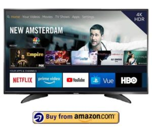 Toshiba 43LF621U19 43-inch 4K Ultra HD Smart LED TV HDR