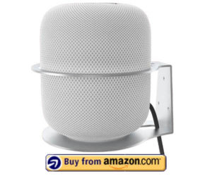 Wall Mount for Apple HomePod, VORI Sturdy Aluminum Alloy