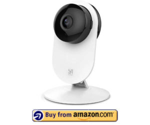 YI 1080p Home Camera, Indoor 2.4G IP Security Surveillance System