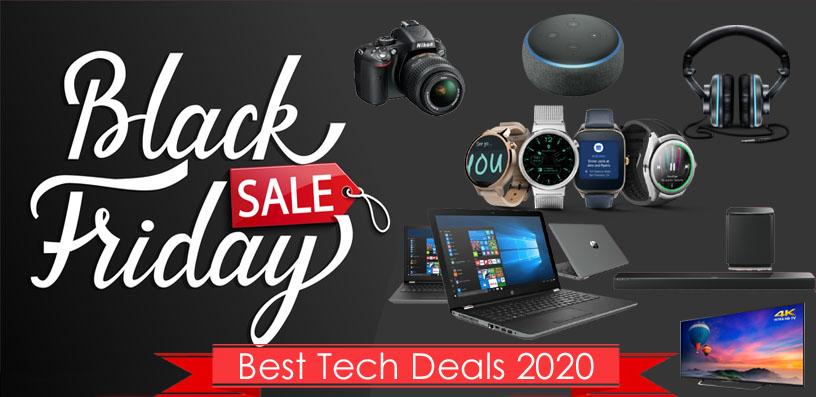 best black friday tech deals 2020