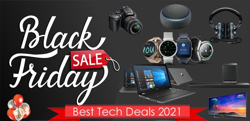best black friday tech deals 2021