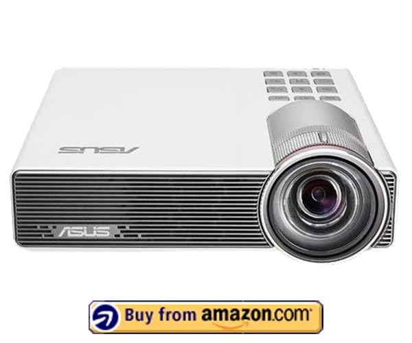 ASUS P3B - Best Ultra Short Throw Projectors 2020