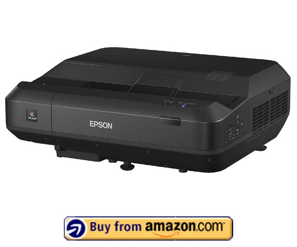 Epson Home Cinema LS100 - Best 3LCD Ultra Short-throw Projector 2020