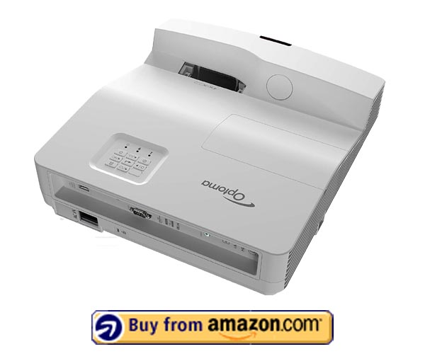 Optoma GT5600 - Best Ultra Short Throw Gaming Projector 2020
