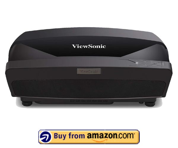 ViewSonic LS820 - Best Ultra Short Throw Projector 1080p 2020