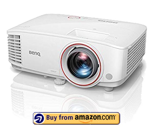 BenQ TH671ST - Best Gaming Short Throw Projector 2020