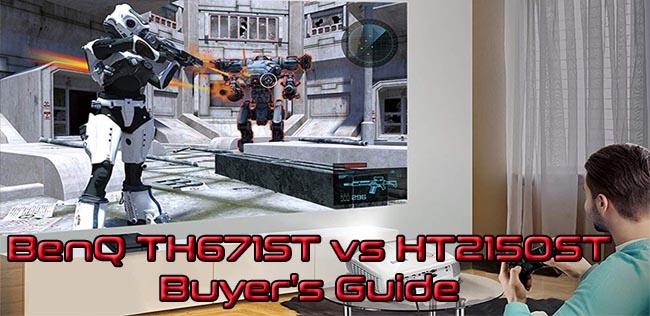 Benq TH671ST vs HT2150ST - Buyer Guide 2021
