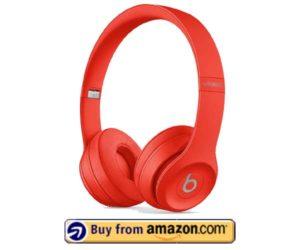 Beats Solo3 Wireless Headphones - Best On-Ear Headphone 2021
